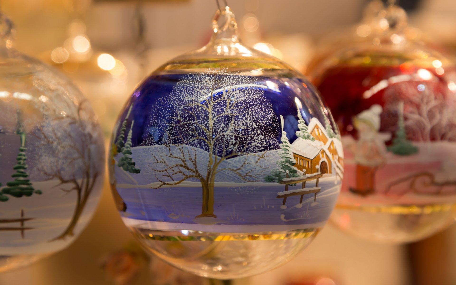 Новогодние шары красивые фото, вышить открытку