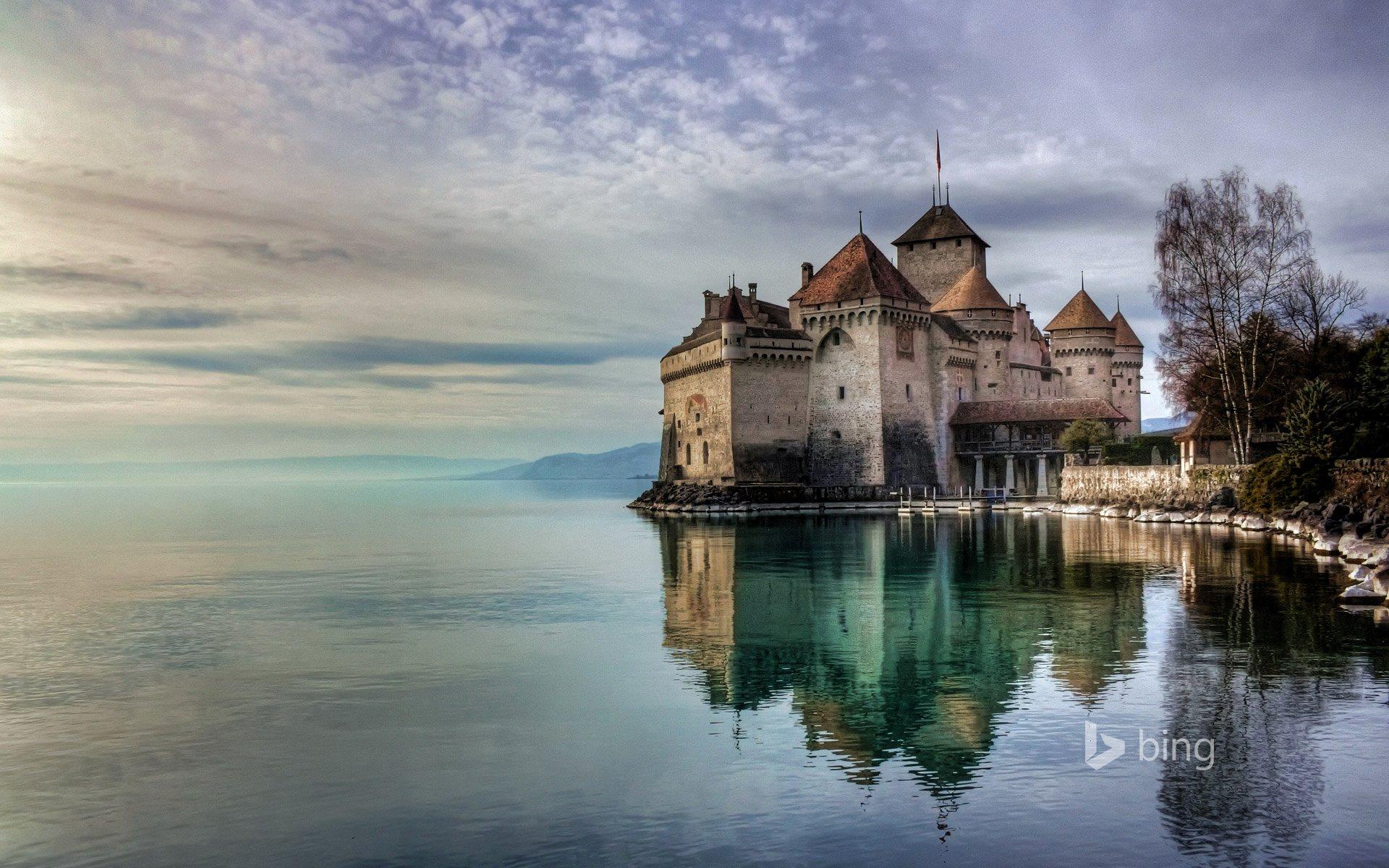 замок боли вода русскую