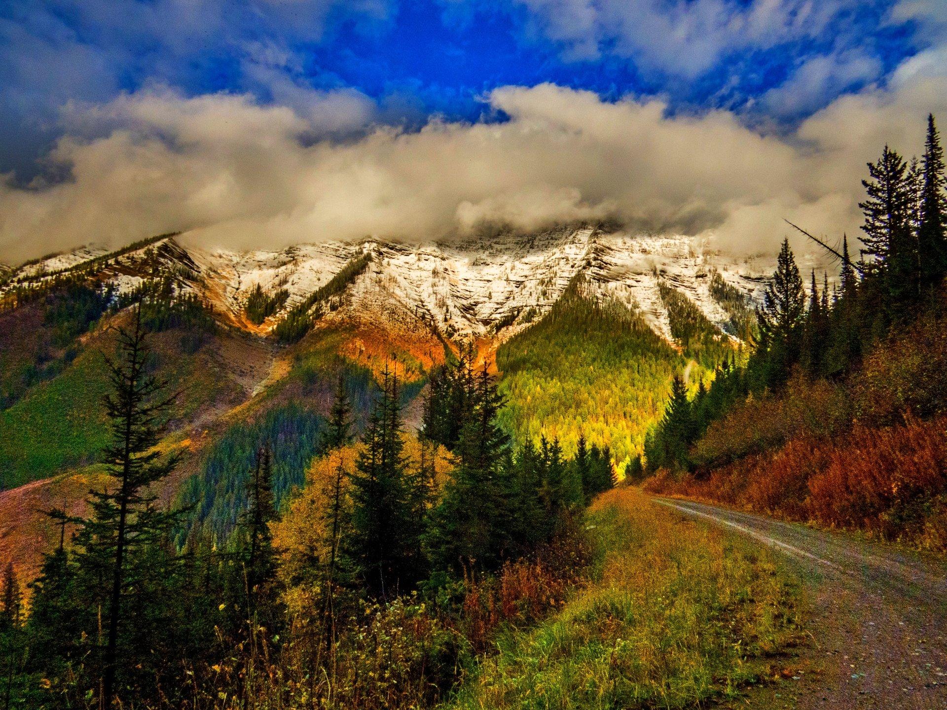 нем фото картинки природа в горах осень шедевры высокой