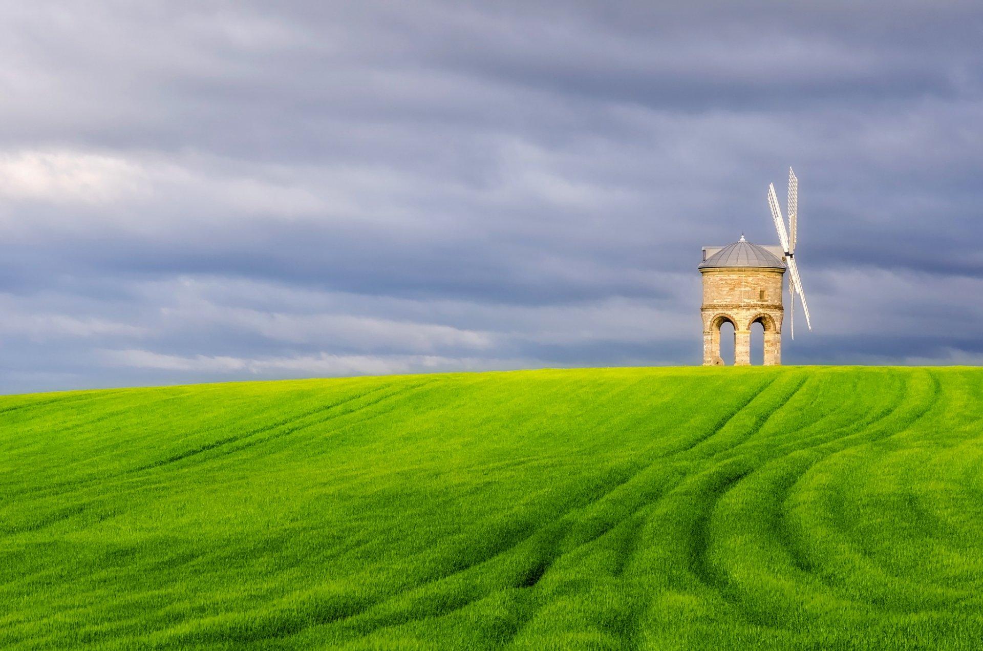 Pitstone Windmill, Bucks, England скачать