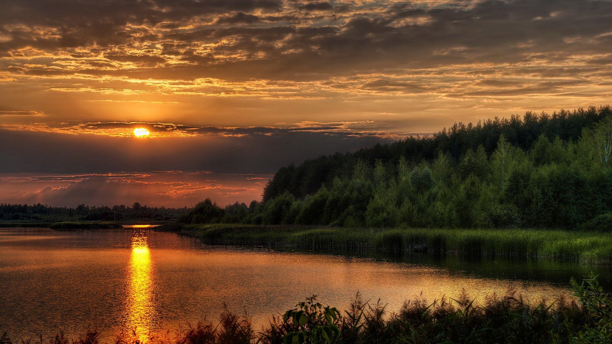Картинки про, картинки природа закат красивые