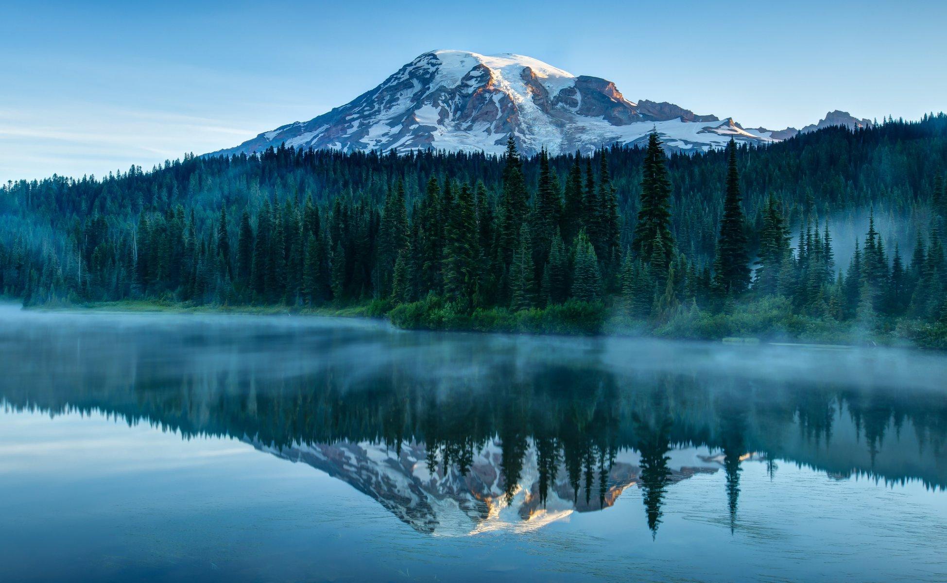 Washington state landscape photography
