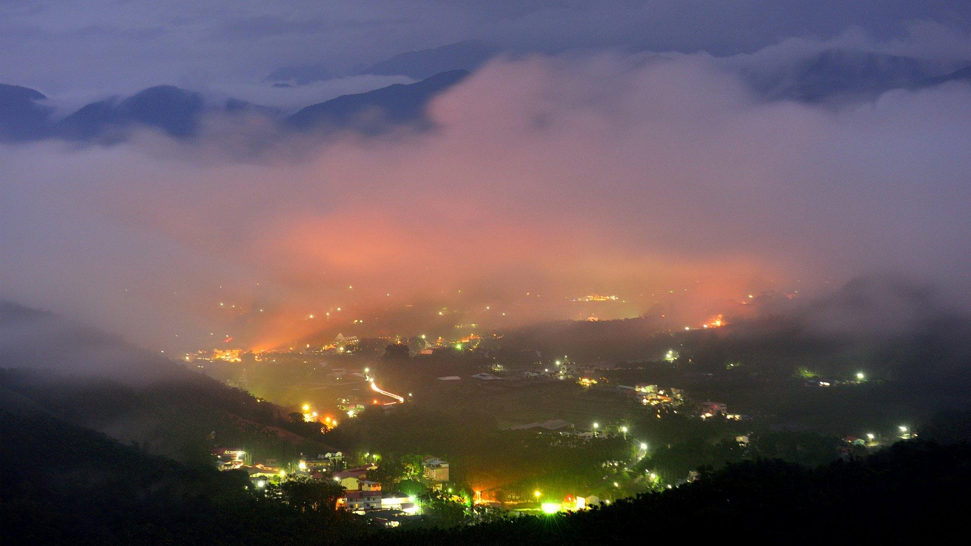 город огни высота ночь без смс