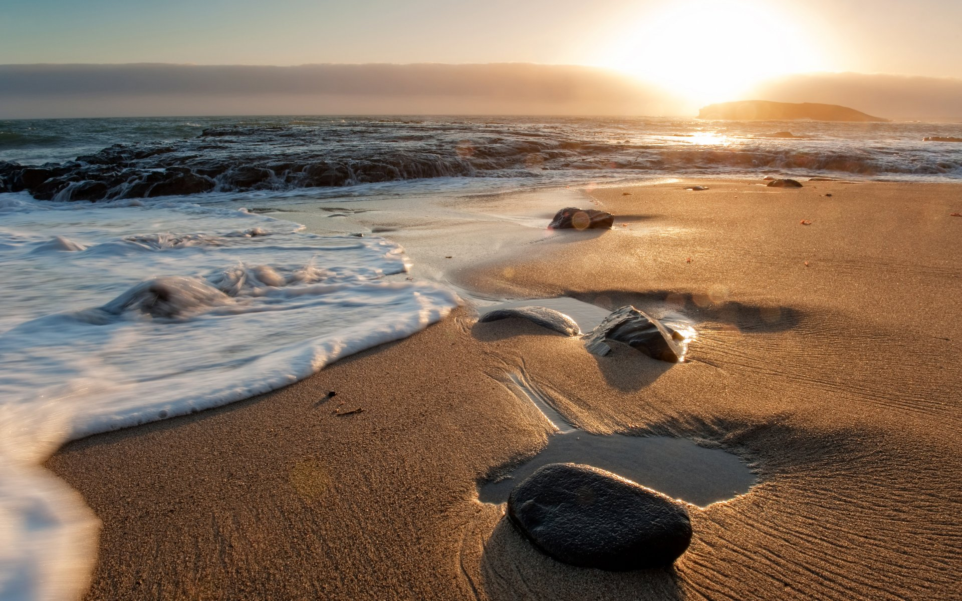 Sun sea and sand pictures