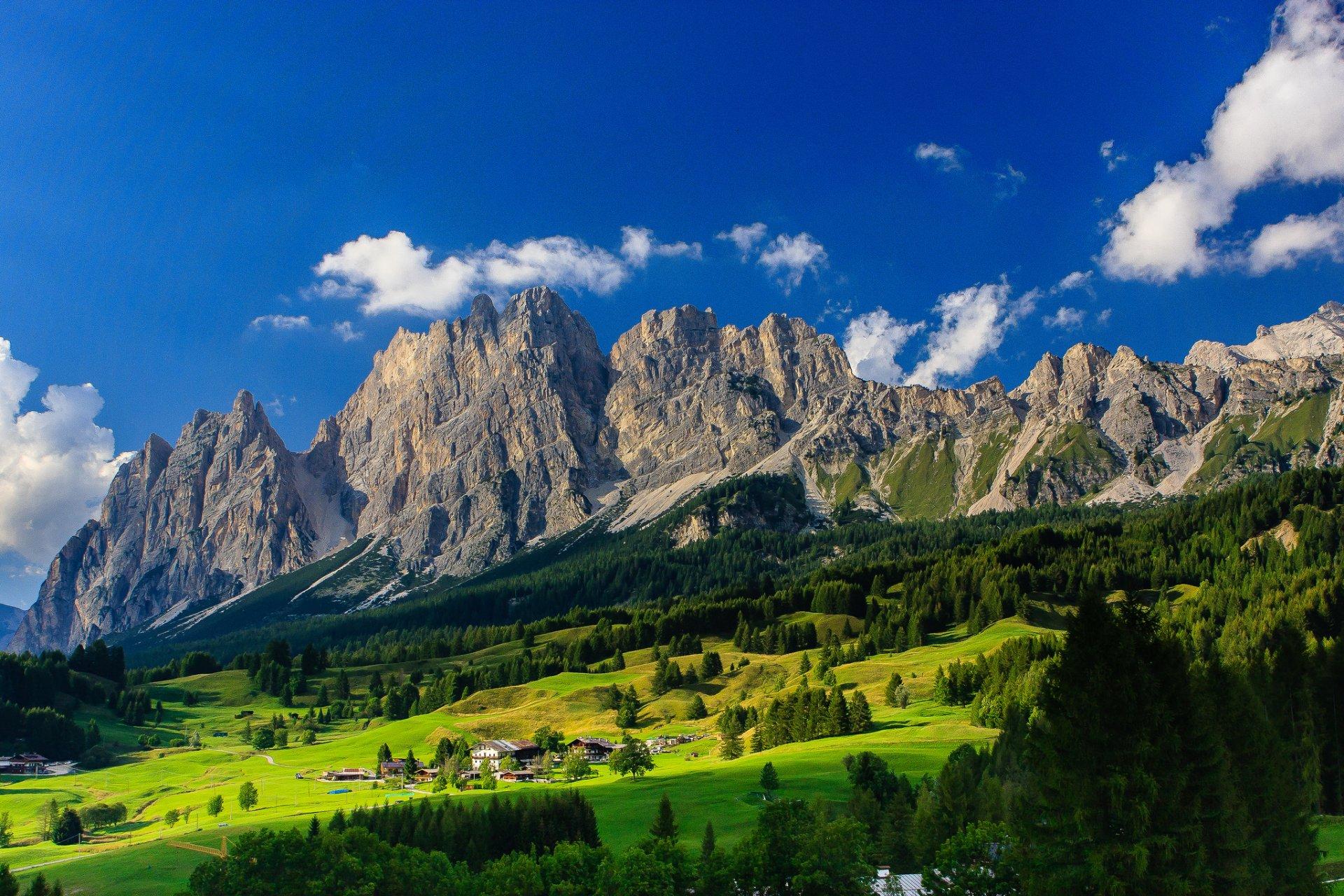 Обои Облака, бавария, германия, горы, природа, свет. Природа foto 10