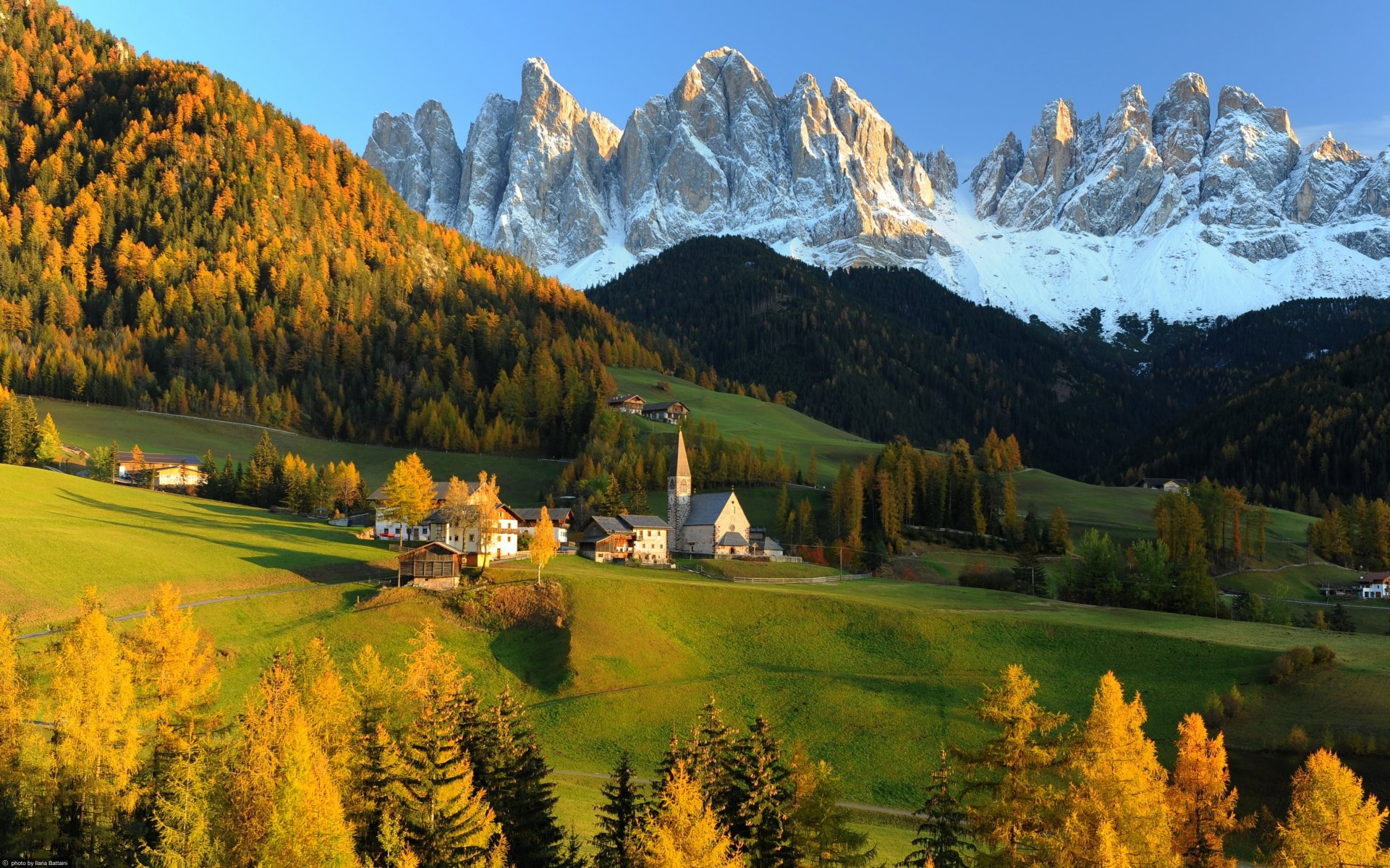 Обои дома, швейцария. Пейзажи foto 15