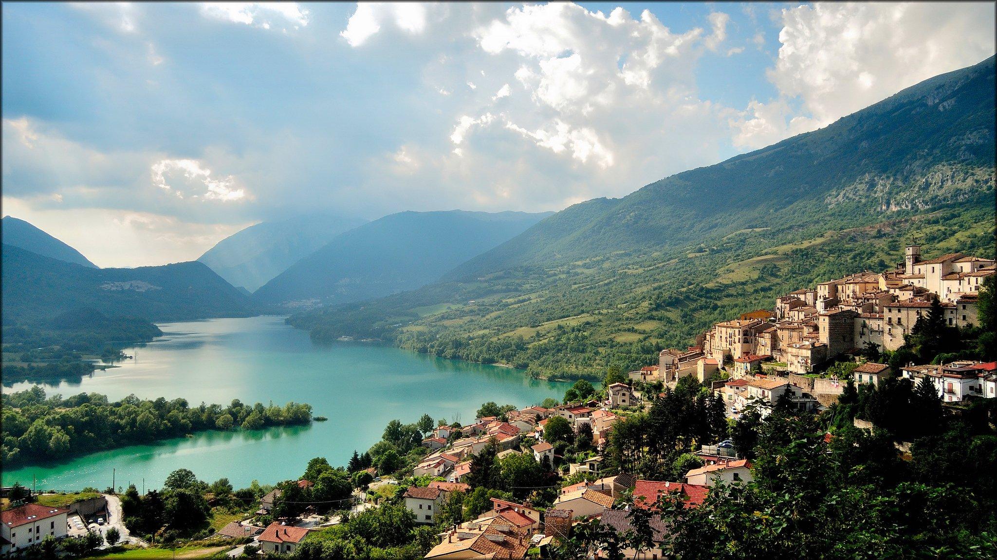 Lavori in Abruzzo per gli ucraini