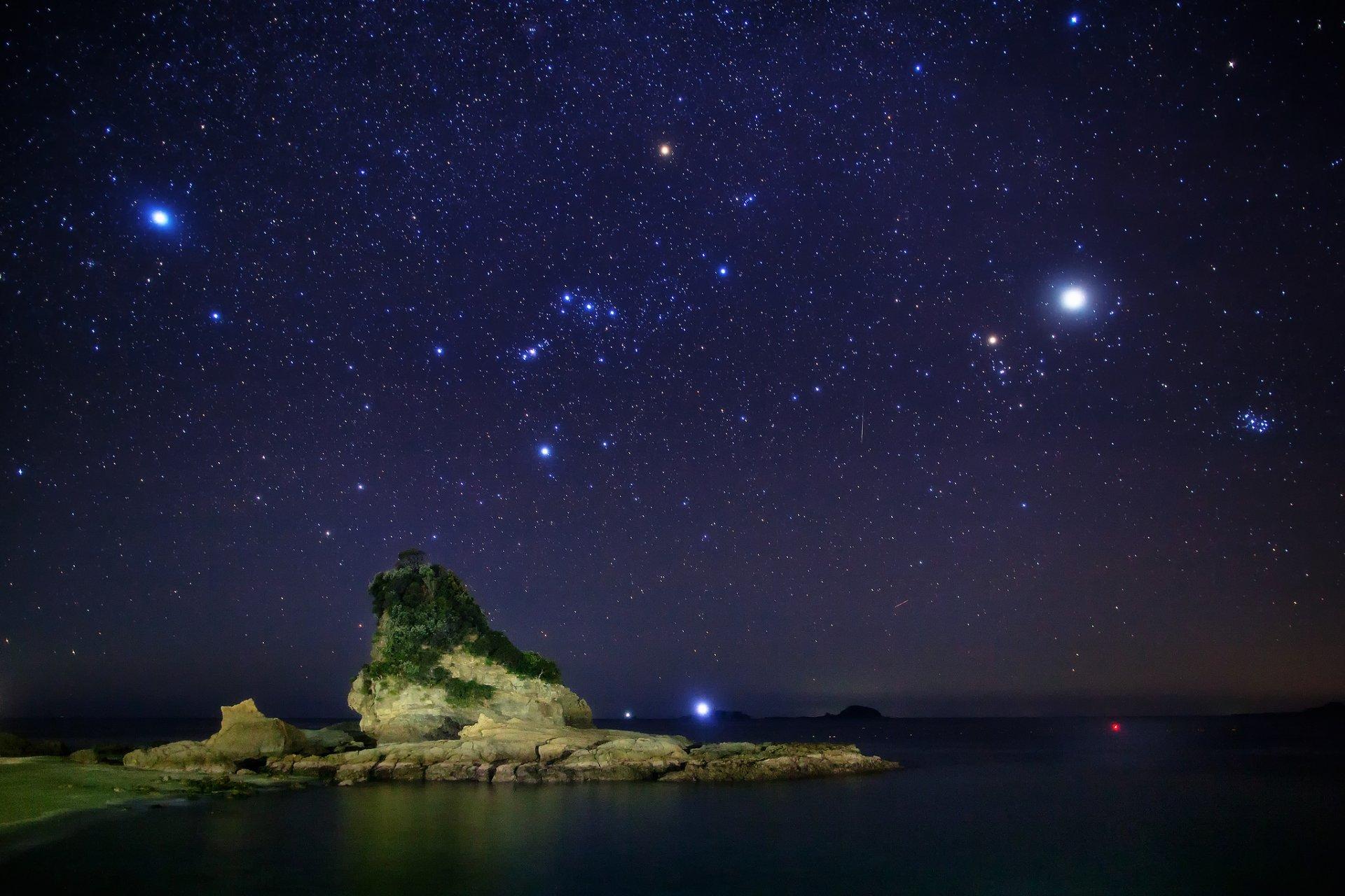 Квартиру, звездная ночь картинки