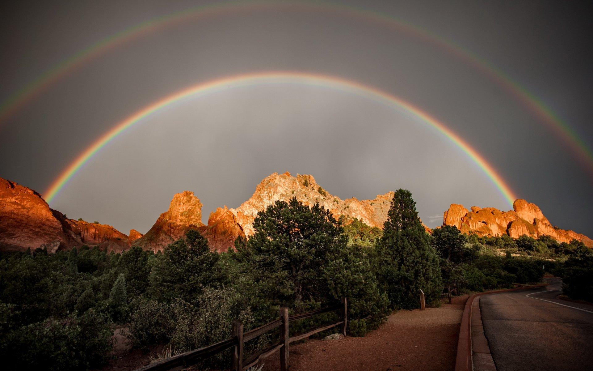 школы самые необычно красивые фото радуги укуса происходит так