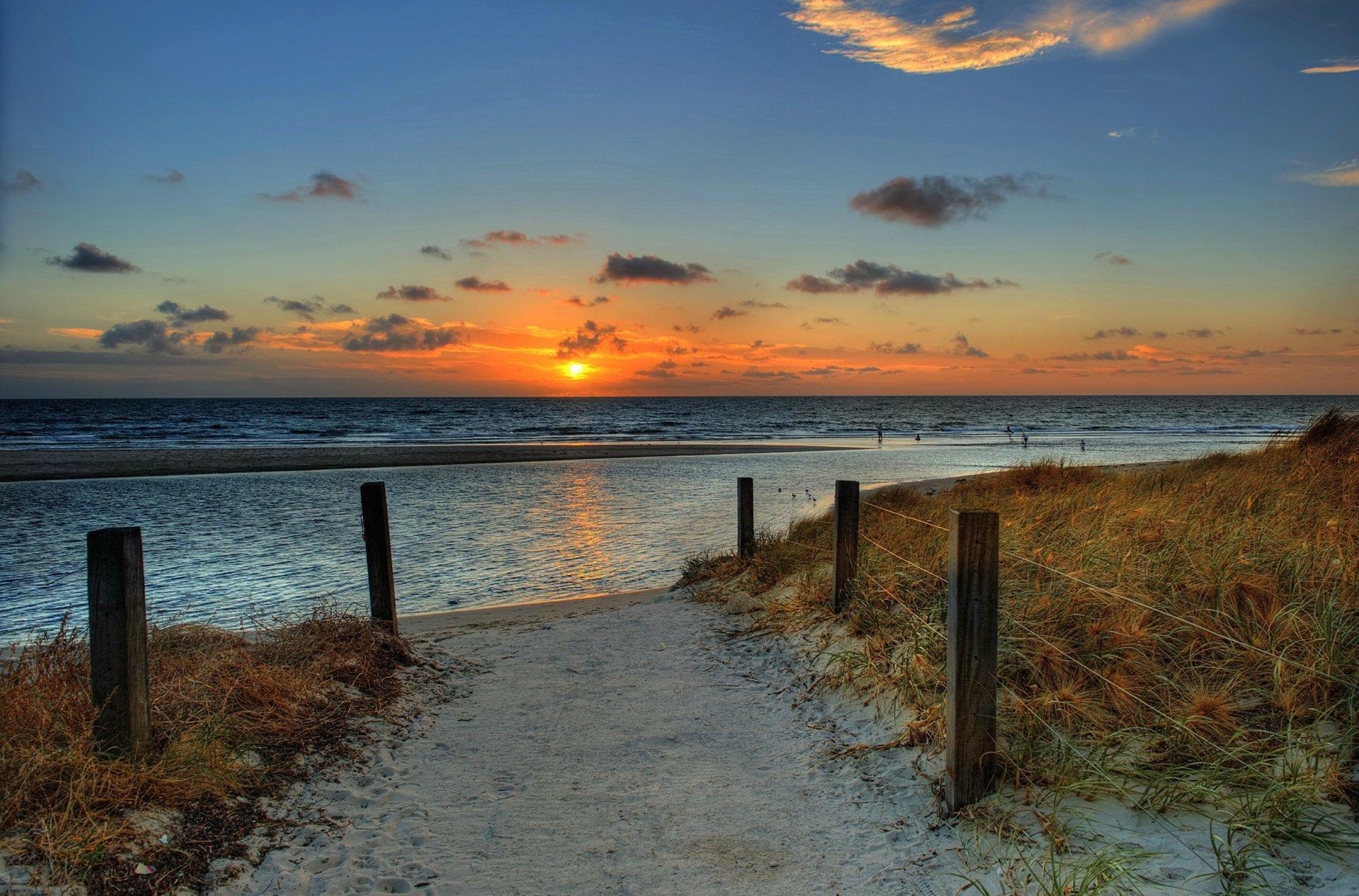 рассвет на берегу моря фото фотографий