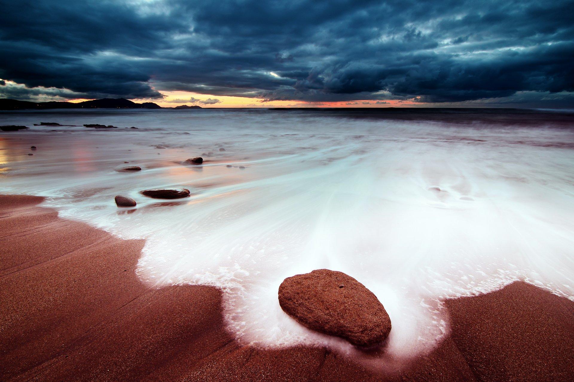 песок на берегу моря картинки снимки создают вдохновляющую