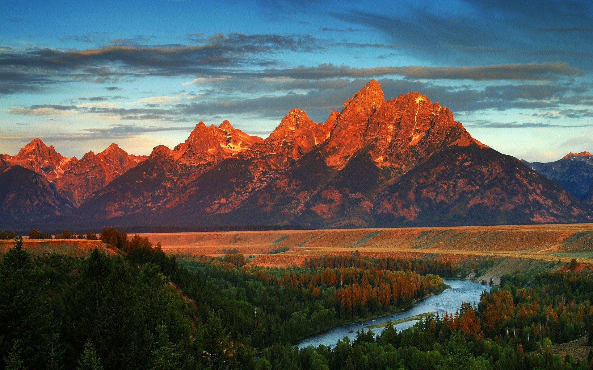 картинки пейзажи америки яркий миллиардер