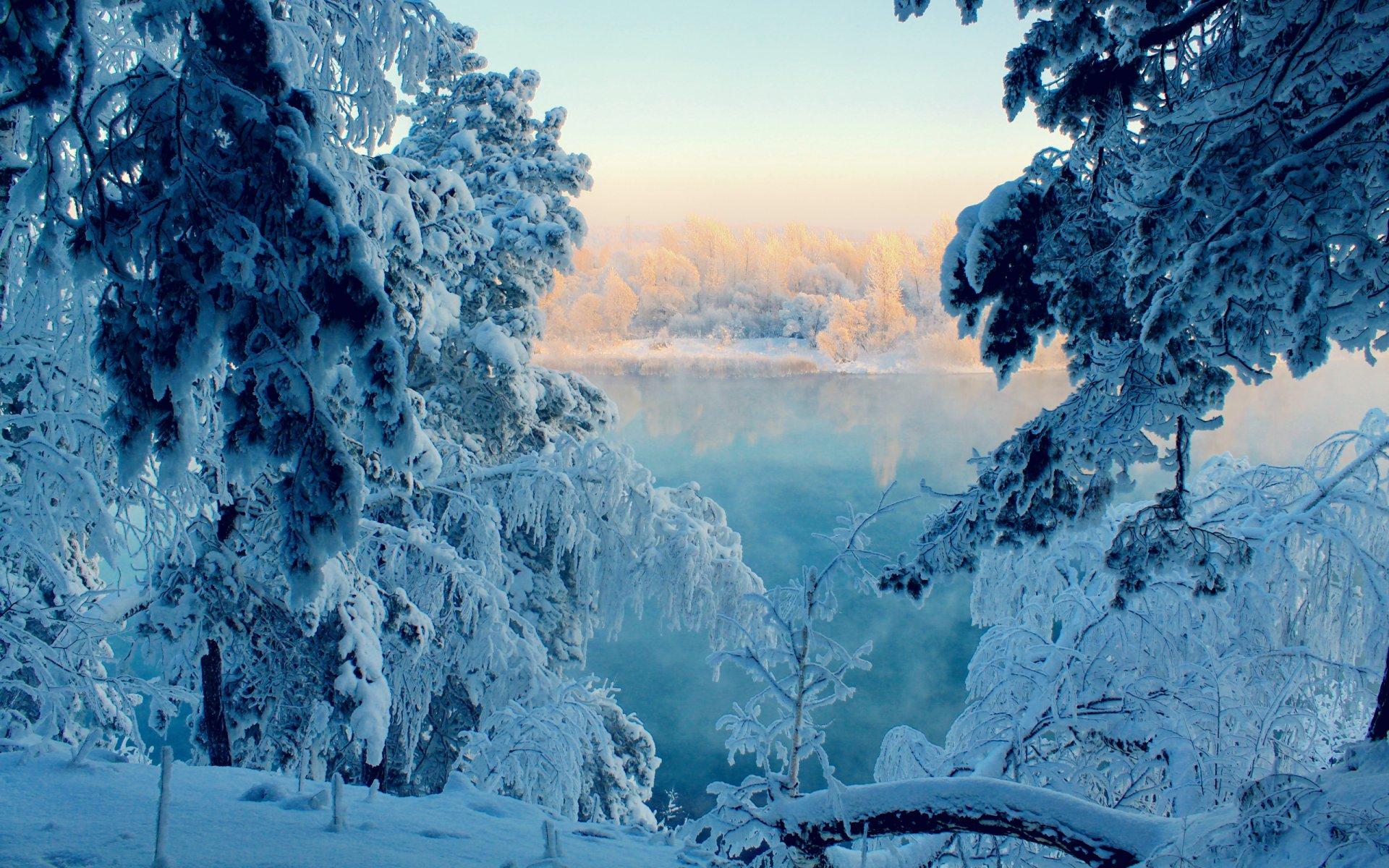 Картинки высокого разрешения на телефон про зиму