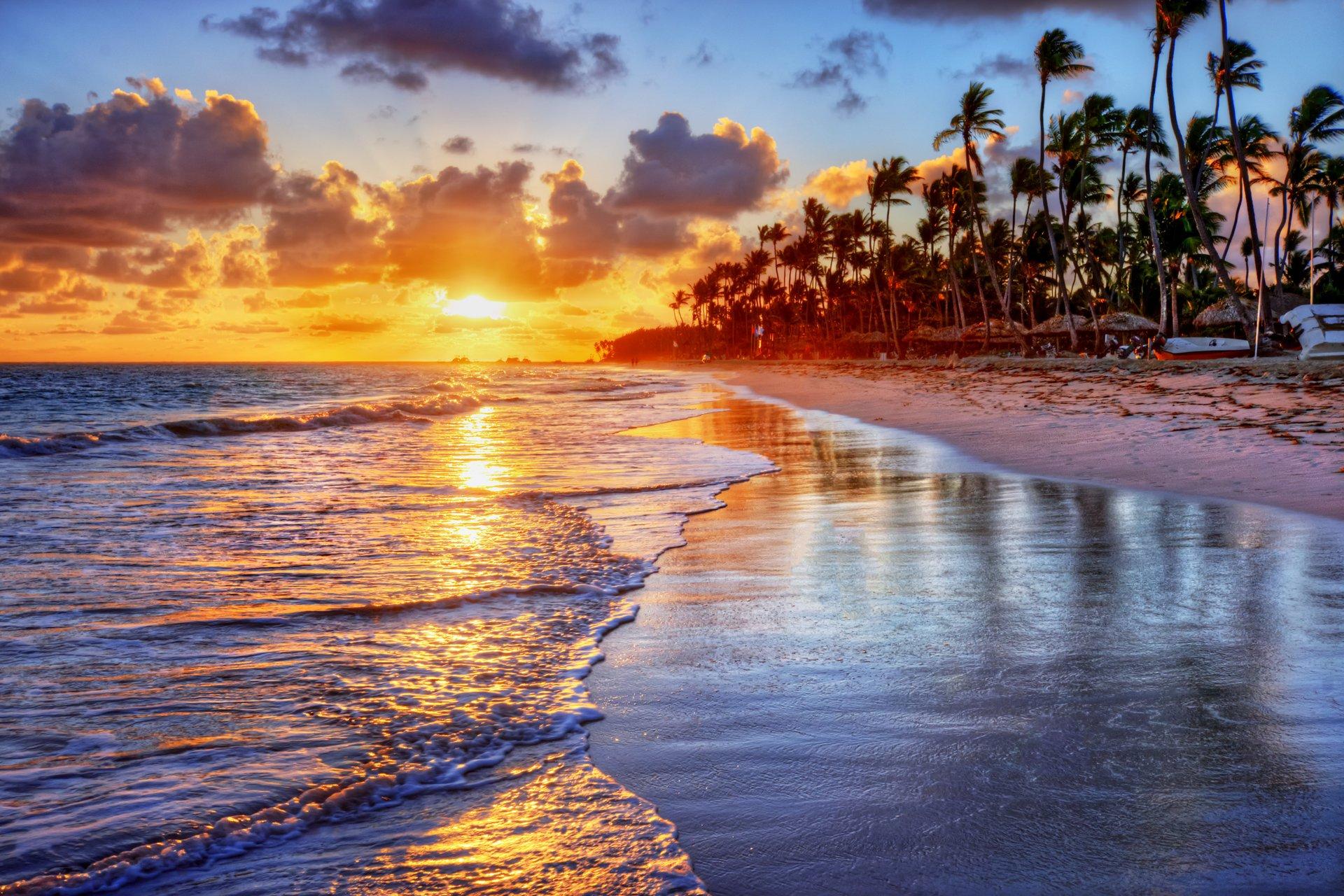 Картинки море пляж солнце