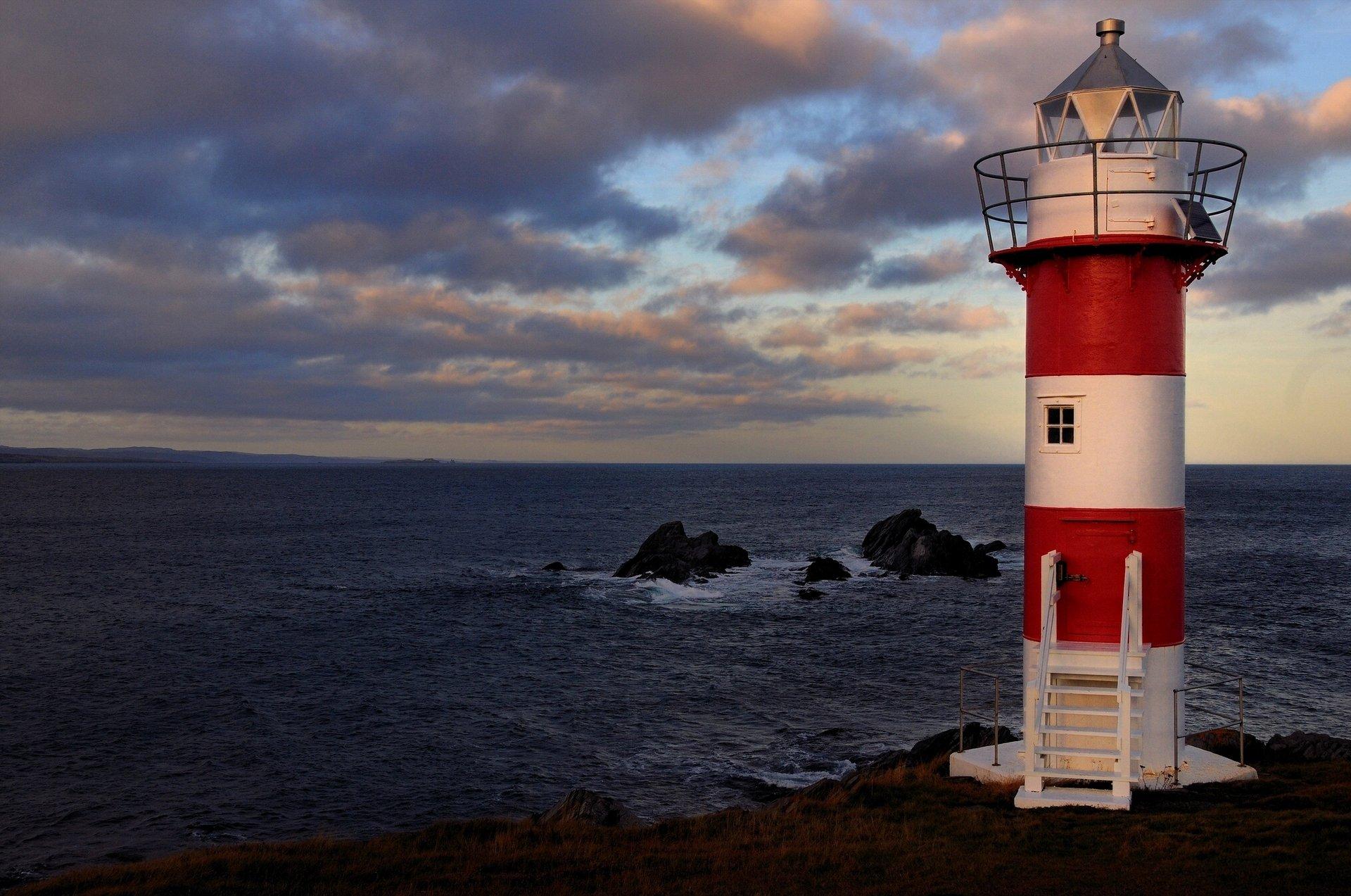 Светящийся маяк скачать