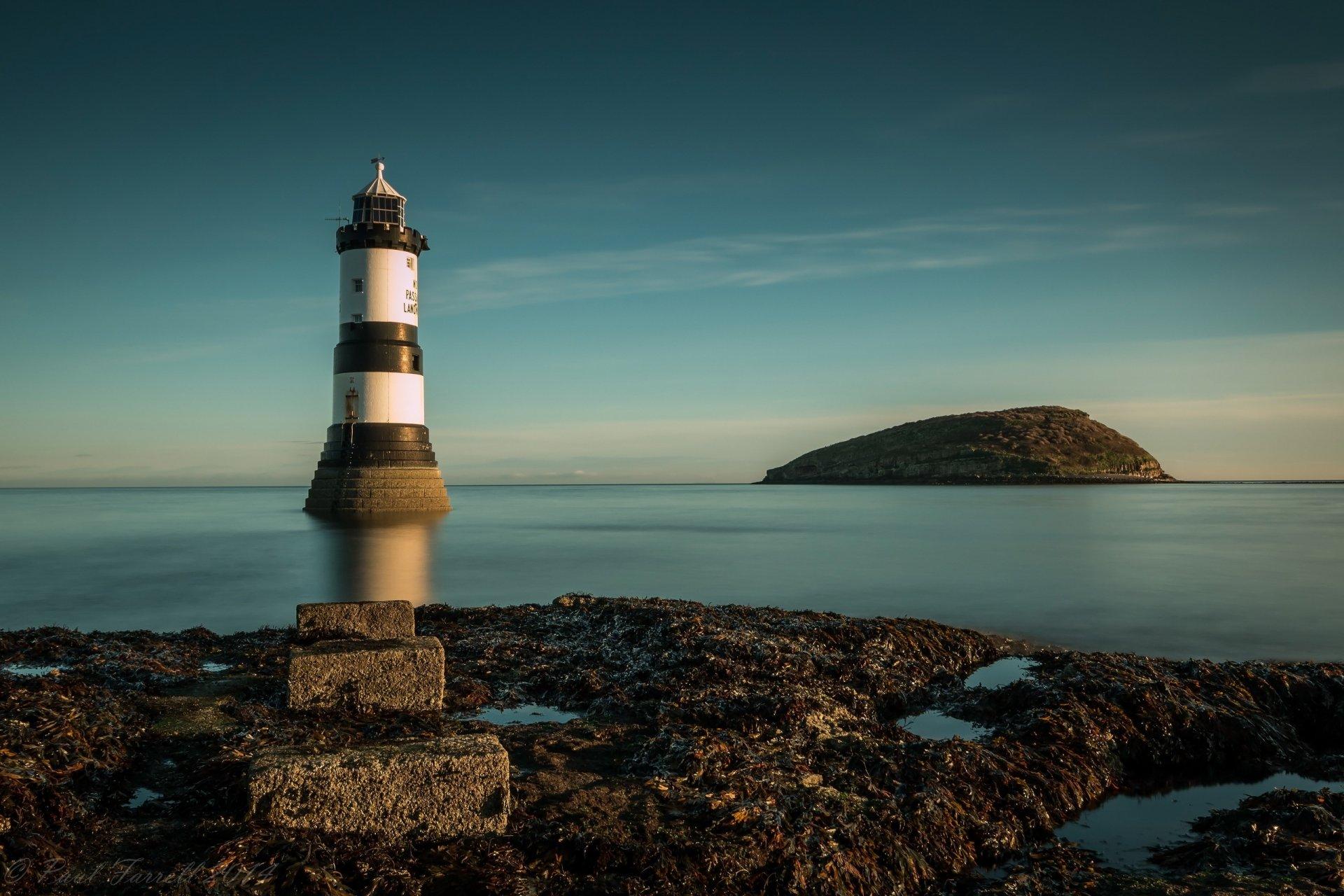 картинки маяк на острове как обыкновенный, может