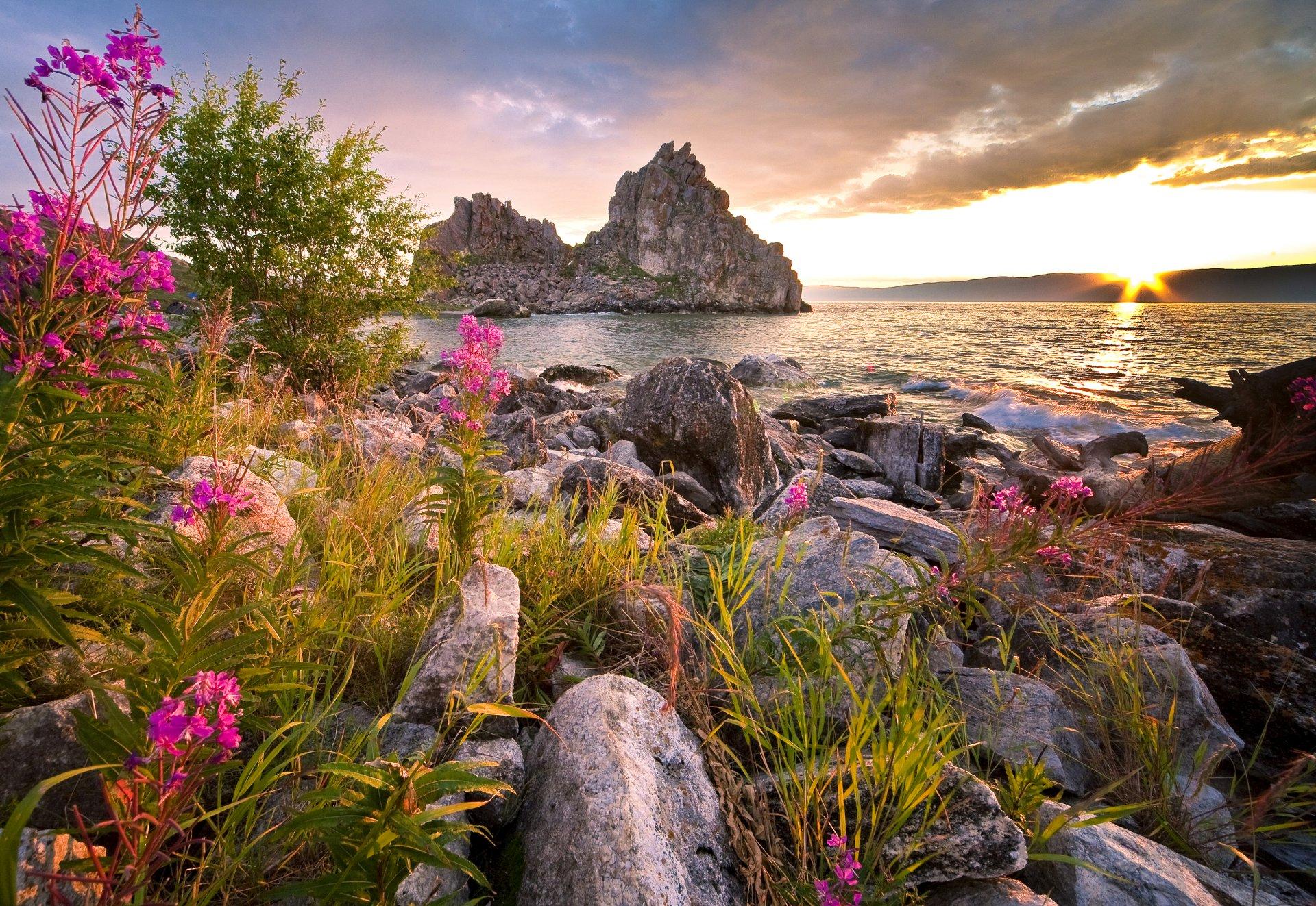 поможет контролировать пейзажи на камнях фото менеджерам салона