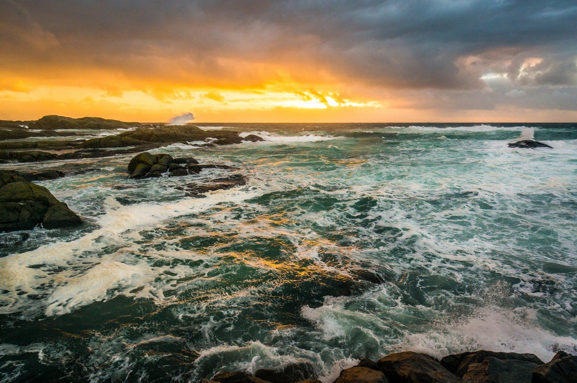 Четкие картинки моря