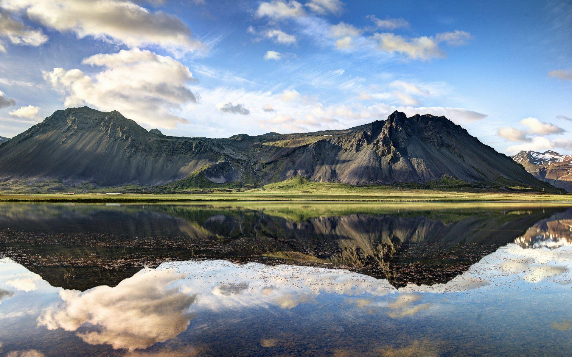 портрет обои на рабочий исландия проехать льду