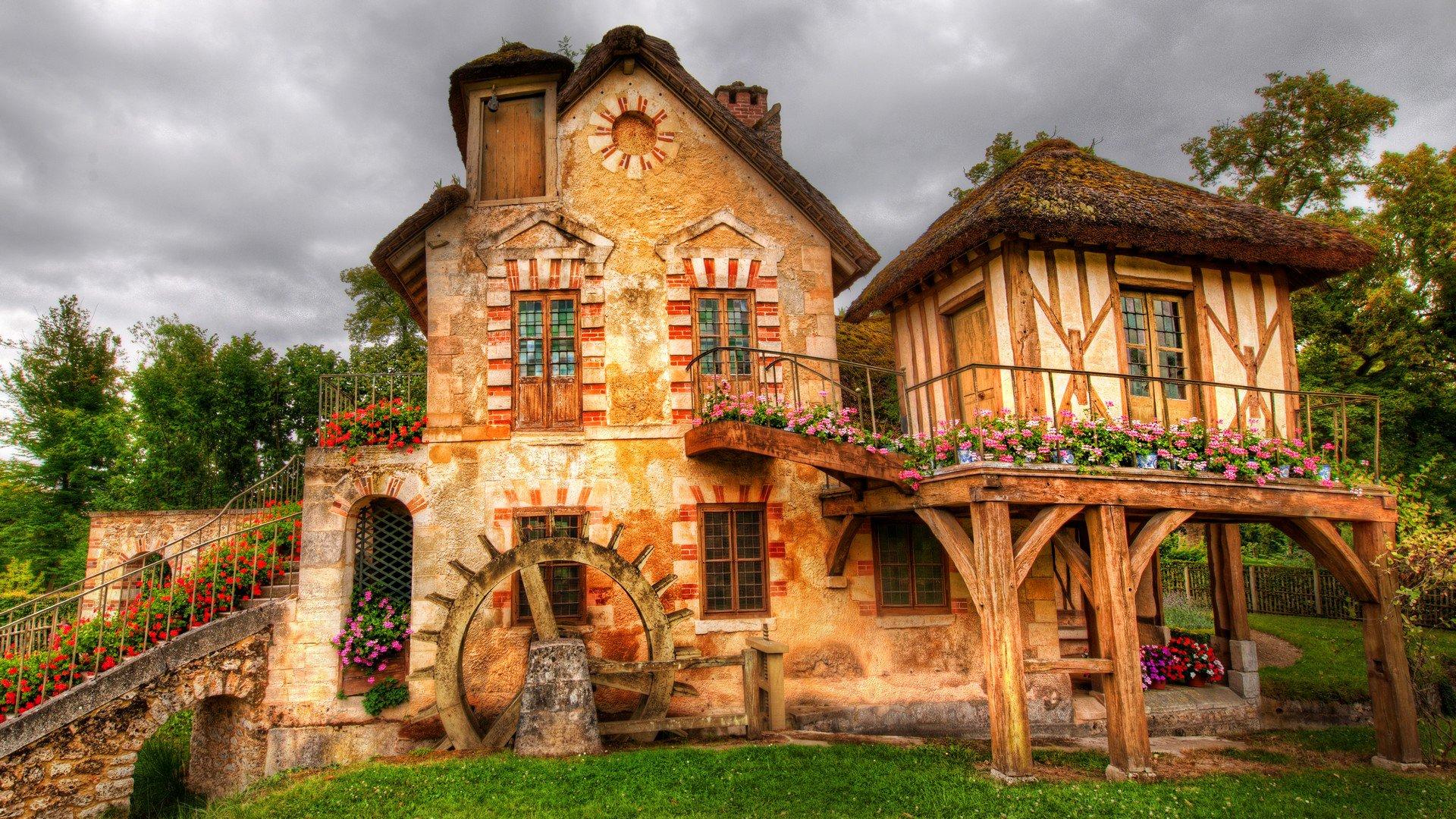 Старый каменный дом подборки